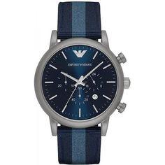 Emporio Armani Herrenuhr Luigi AR1949 Chronograph... zum Verkauf online auf  Crivellishopping.de 69b52d8568