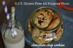 D.I.Y. Gluten-Free All-Purpose Flour: Mock Better Batter