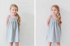 Free Toddler Tank Dress Pattern
