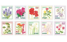 COLLECTORZPEDIA Omotenashi (Hospitality) Flowers Series 6