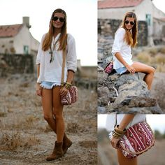 Marilyn's Closet - FASHION BLOG: Boho-Hippie