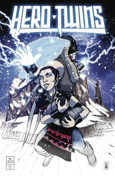 Hero Twins from Dale Deforest Navajo People, All Hero, Winter Storm, First Nations, Investigations, Native American, Twins, Mystery, Comic Books