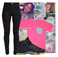 Back 2 School ... by ayeshesmindless on Polyvore featuring polyvore fashion style New Look Casetify Torrid NIKE clothing