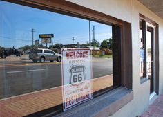 In Bristow Oklahoma http://route66jp.info Route 66 blog ; http://2441.blog54.fc2.com https://www.facebook.com/groups/529713950495809/