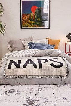 Urban Outfitters bedroom inspiration budget ideas from Urban Outfitters for dorm rooms and college students