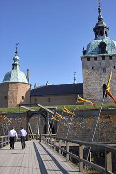 Kalmar Castle, Smaland, Sweden