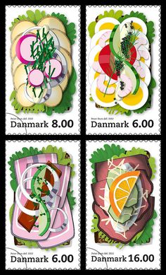 How To Make Sm 248 Rrebr 248 D Danish Food Amp Travel From Eat Smart In Denmark In 2019