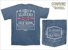 Want game day shirts at you school? Contact The Southern Shirt Co!