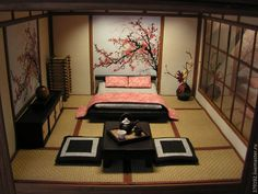 Japanese Bedroom Design Ideas furniture accessories decor in