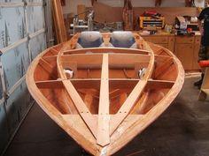 Znalezione obrazy dla zapytania how to build a timber speed boat