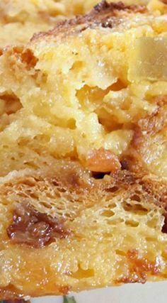 Eggnog Panettone Bread Pudding                                                                                                                                                                                 More
