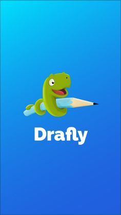 Drafly logo - drawing mobile app Tweety, Mobile App, Logos, Drawings, Fictional Characters, Art, Art Background, Logo, Kunst