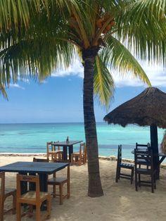 Palancar Beach on the island of Cozumel, Mexico