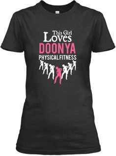 "Limited Edition ""Doonya Workout"" Tees  GET YOURS HERE -> teespring.com/doonyaworkout1"