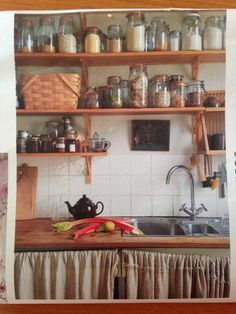 Guardian Weekend kitchen tear sheet