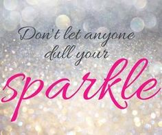 #pink #sparkle #shinebright