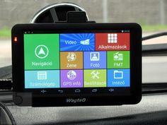 Wayteq x995BT - új navigáció a Wayteq-től...