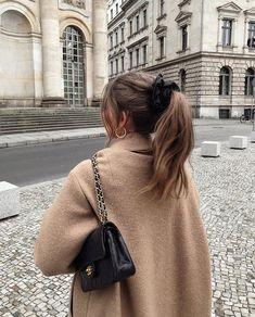 fall outfits for women ma beauté Parisian Style Fashion, Look Fashion, Autumn Fashion, Fashion Outfits, Fashion Tips, Fashion Black, Fashion Clothes, Fashion Women, Fashion Ideas