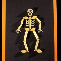 images of a macaroni skeleton - Google Search