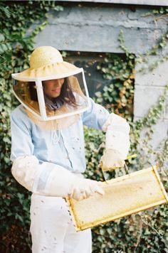 if i were cool, i would be a bee keeper. but i'm not.