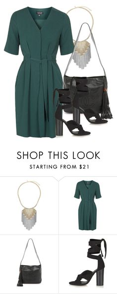 """""""Untitled #2004"""" by erinforde ❤ liked on Polyvore featuring Topshop"""
