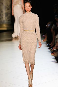 {fashion inspiration | runway : elie saab fall 2012 couture collection} by {this is glamorous}, via Flickr