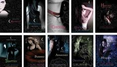 House of night series very good! But long story line its still going lol!