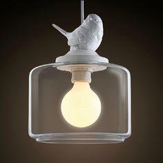 Подвесной светильник Provence Bird Pendant