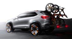 SUBARU VIZIV FUTURE CONCEPT: It will be revealed at Tokyo Motor Show 44 (World premiere): Photo via webCG (http://www.webcg.net/articles/gallery/33317) #SUBARU
