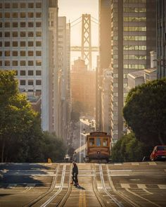California Street, S