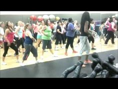 Get 'em Fit with Thomasa - Treasure by Bruno Mars in Zumba Fitness® class (not available on Mobile)