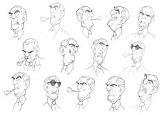 ✤ || CHARACTER DESIGN REFERENCES | キャラクターデザイン • Find more at https://www.facebook.com/CharacterDesignReferences if you're looking for: #lineart #art #character #design #illustration #expressions #best #animation #drawing #archive #library #reference #anatomy #traditional #sketch #development #artist #pose #settei #gestures #how #to #tutorial #comics #conceptart #modelsheet #cartoon #face || ✤
