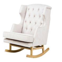 Bordeaux Rocking Chair - via DTLL.
