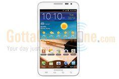 Samsung Galaxy Note 16GB SGH-i717 4G LTE White - AT