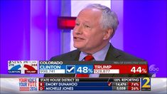 ABC News Election Night 2016 Coverage - 1am Hour (Hillary R. Clinton vs....