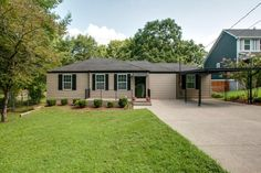 3812 Inglewood Cir S, Nashville, TN 37216 Nashville, Shed, Outdoor Structures, Cabin, The Originals, House Styles, Home Decor, Decoration Home, Room Decor