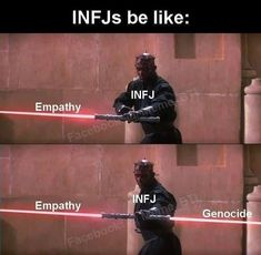 Holy shit this is absolutely my approach to life. It's interesting to say the least. I want to help humanity, yet loathe it at the same time. Intj And Infj, Infj Mbti, Infj Type, Enfj, Personality Psychology, Infj Personality, Personalidad Infj, Myers Briggs Personality Types, Thing 1
