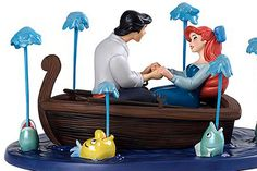 FROM LITTLE MERMAID--ERIC & ARIEL--KISS THE GIRL