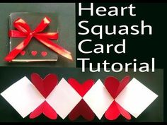 These smart presents will make theteenage love in your world for that reason joyful. Love Scrapbook, Handmade Scrapbook, Scrapbook Paper Crafts, Fun Fold Cards, Pop Up Cards, Folded Cards, Valentine Day Cards, Valentines Diy, Squash Card