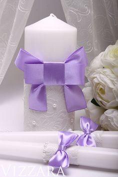 set de boda ideas de boda decoración de la boda de Lila morado