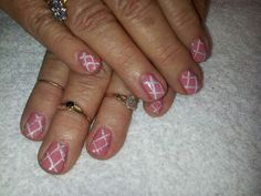 Spring shellac nails