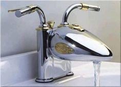 @Kalyn Roth for Tyson? Harley Davidson faucet