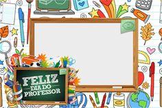 Lindos cartões molduras, rótulos e caixinhas para lembranças para o dia dos professores, totalmente gratuito