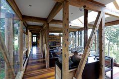 Galería de Casa Puente / Aranguiz-Bunster Arquitectos - 18