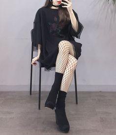 Korean Daily Fashion   Official Korean Fashion #FashionTrendsGrunge