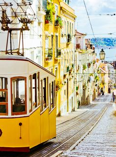 Beautiful #Lisbon in #Portugal. http://reversehomesickness.com