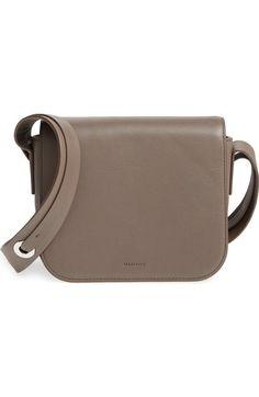 ALLSAINTS 'Ikuya' Leather Crossbody Bag. #allsaints #bags #shoulder bags #leather #crossbody #