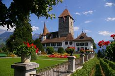 spiez switzerland | Spiez Castle – Thun, Switzerland | Where was it shot