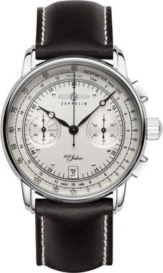 Zeppelin Watch 100 Years - love the detail on this watch...