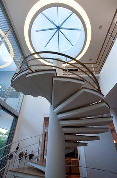#Round #staircase.